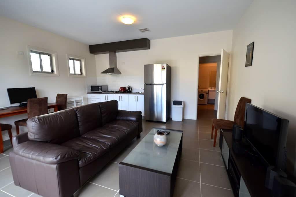Modern apartment in a quiet suburb - Bonner - 公寓