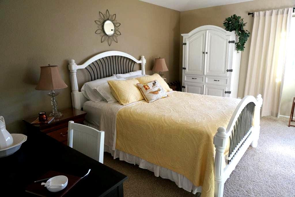 The Songbird Suite - Temecula - Bed & Breakfast