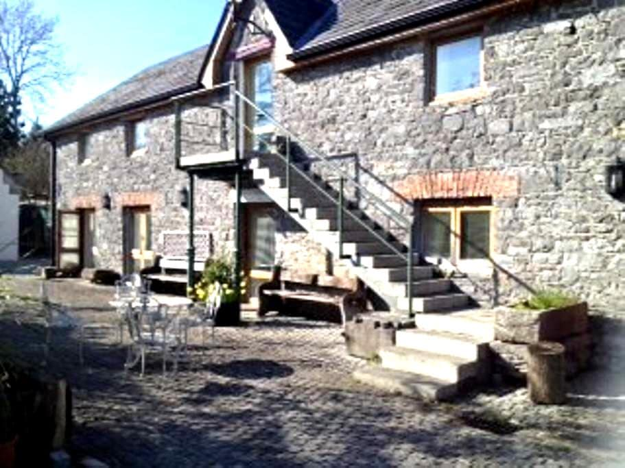 Luxury Apt on Organic Apple Farm. - Kilkenny - Wohnung