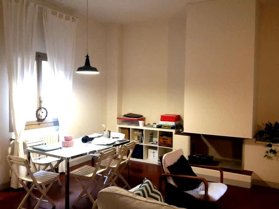 Sofa-bed in Imola city center - Imola - House