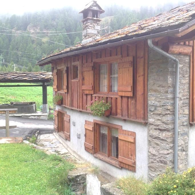 Private house in Aosta Valley - Valsavarenche - 獨棟