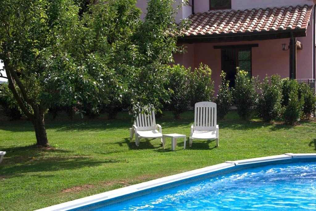 Valentina 3 camere con piscina - Sorano - Apartamento