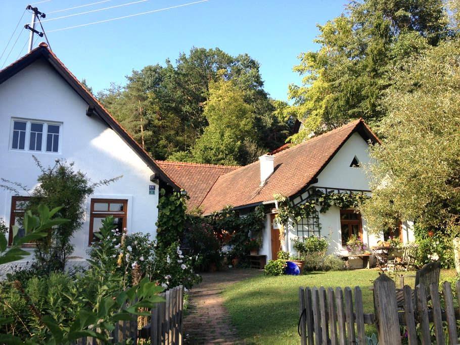 Hannas-Landhaus - Jennersdorf