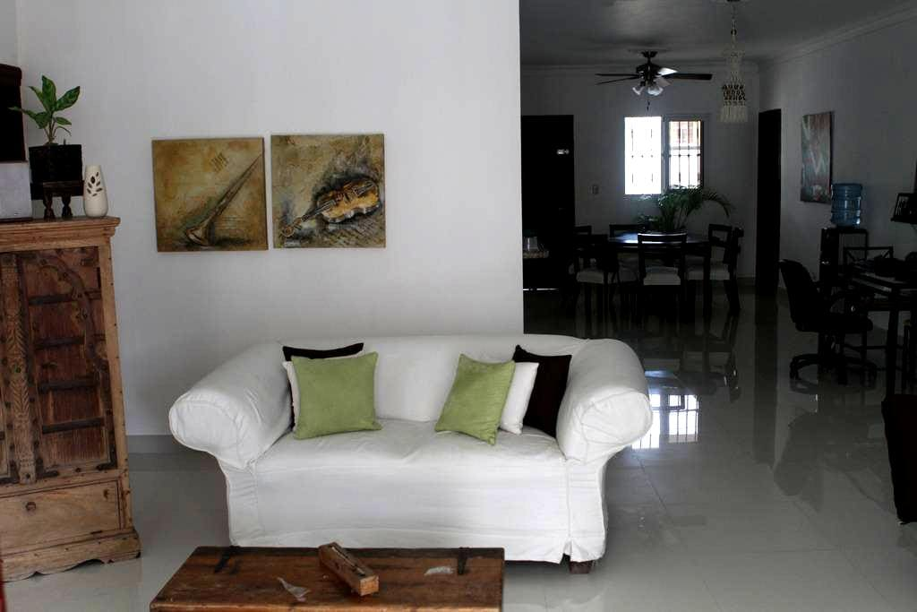 Private Low budget, Charming, Cozy. - Punta Cana - Casa