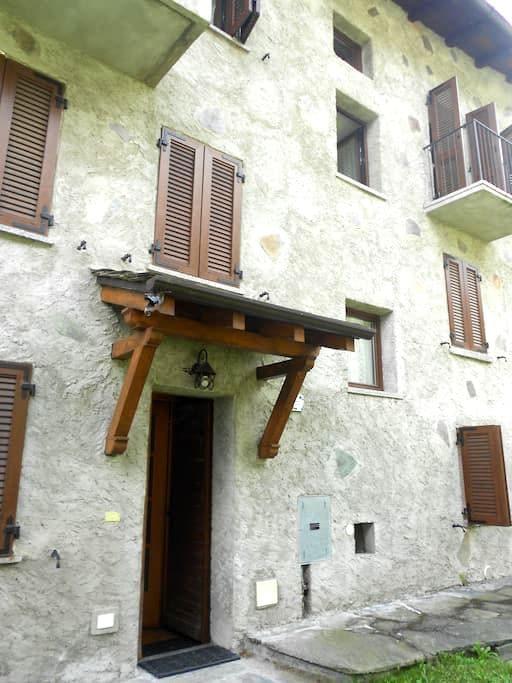 Casa di montagna - Ardenno - Haus