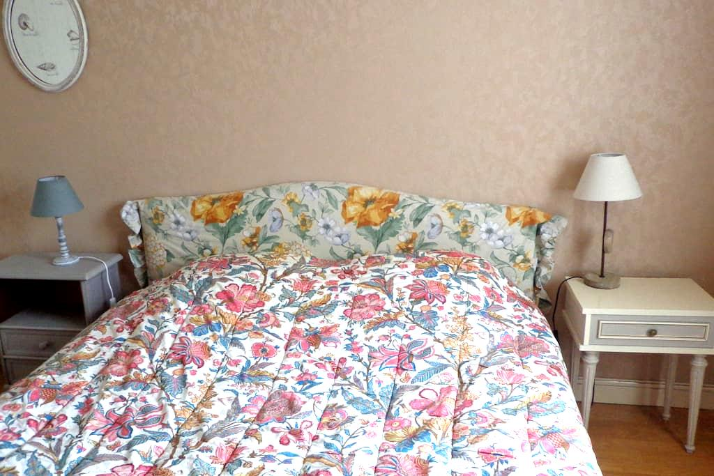 Surgères chambre coquette et tranquille - Surgères - Guesthouse