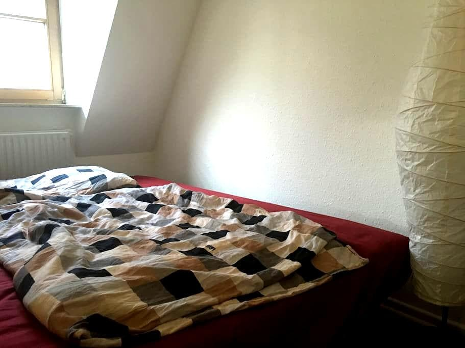 Zimmer in Penthouse-Wohnung in der Innenstadt (1) - Würzburg