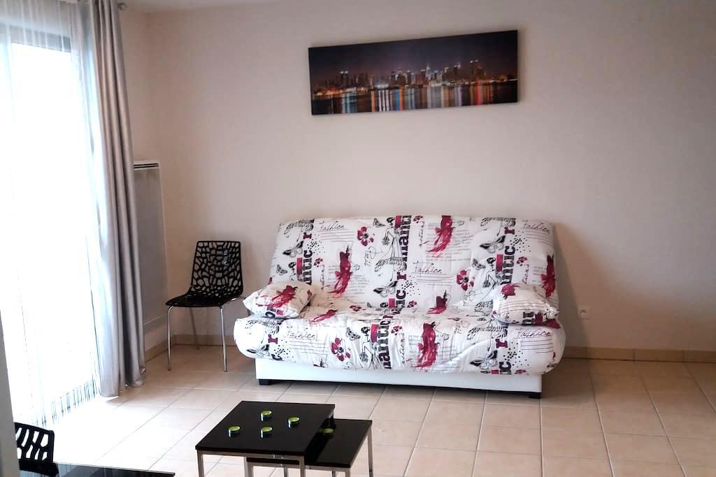T2 meuble banlieue toulouse C 11 - Léguevin - Apartament