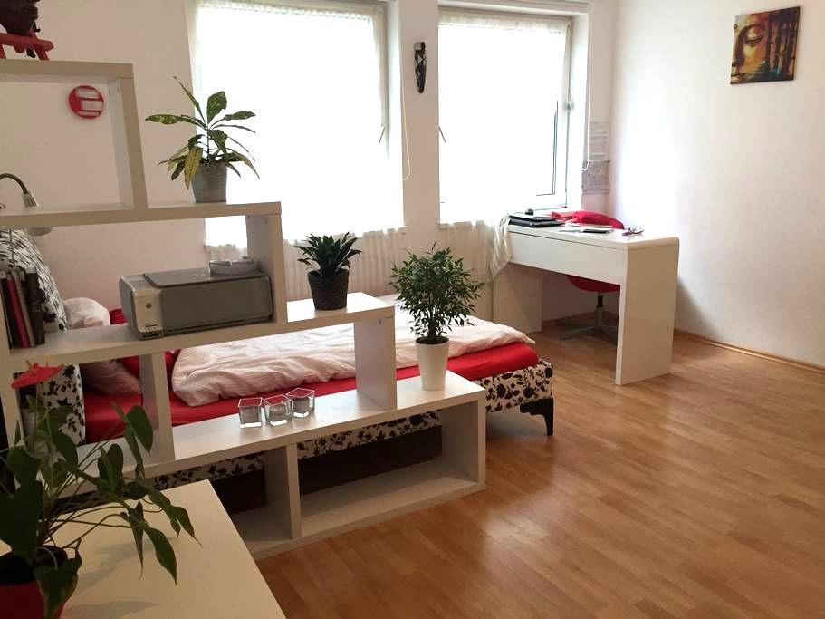 Very Cosy studio in Vienna center - Wien - Lägenhet