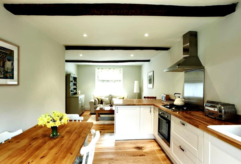 Characterful townhouse in Hay. - Hay-on-Wye