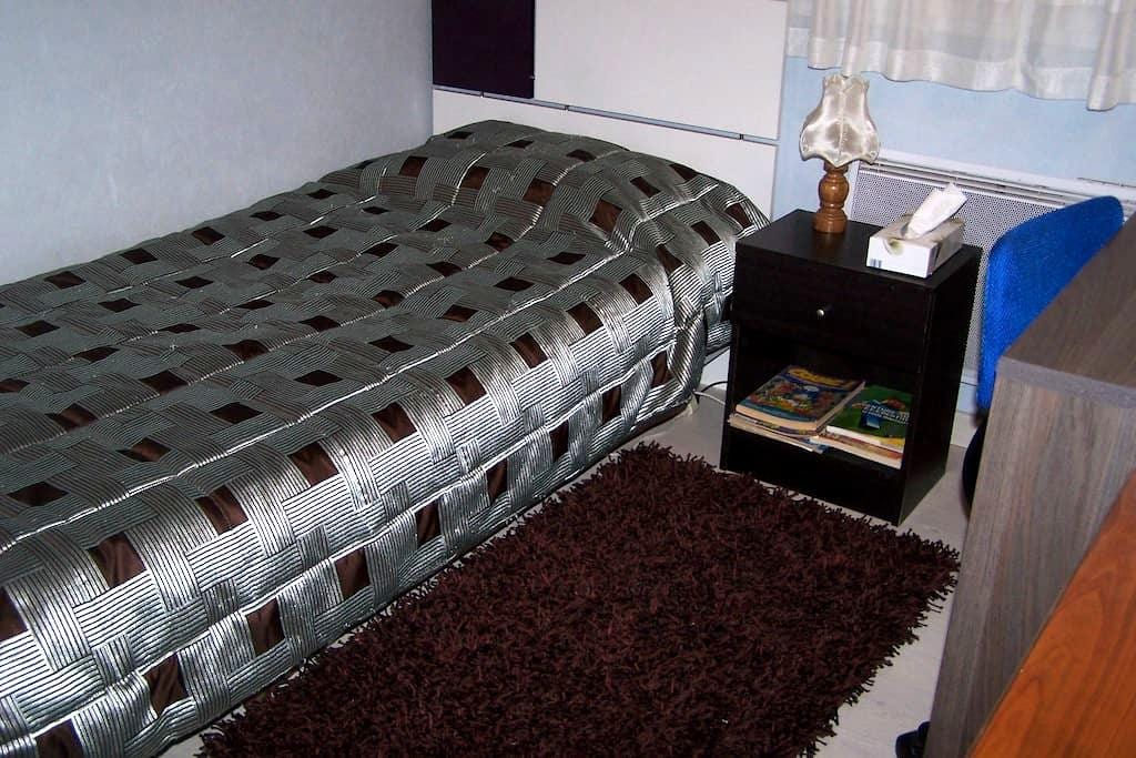 Chambre 1 personne - Combs-la-Ville - Dom
