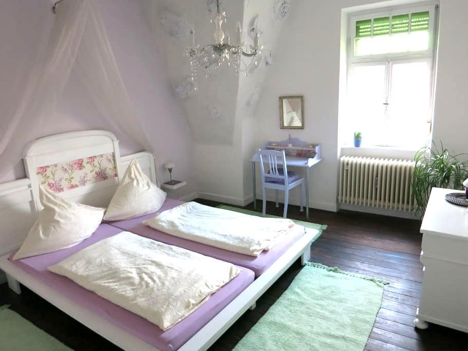Comfortable apartment with a garden - Rengsdorf - Apartament