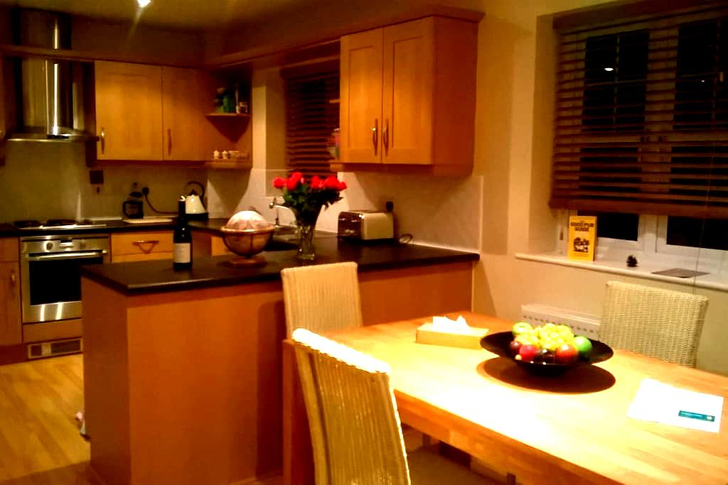 Convenient 2 bed flat in Shakespeare's Stratford - 埃文河畔斯特拉特福(Stratford-upon-Avon) - 公寓