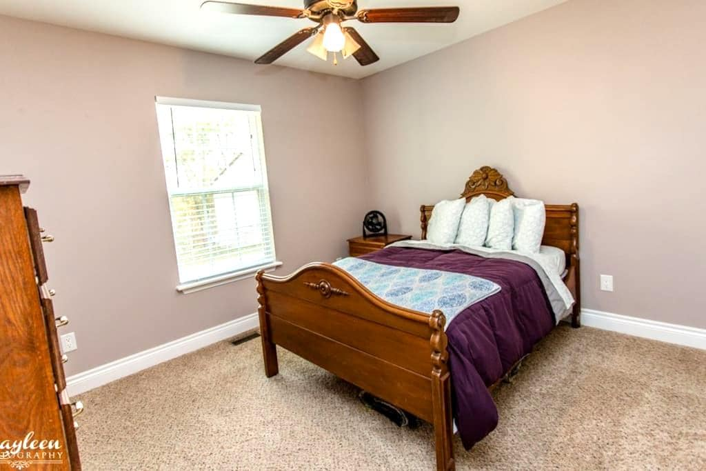 Cozy private bedroom near Fort Leonard Wood - Saint Robert - Casa