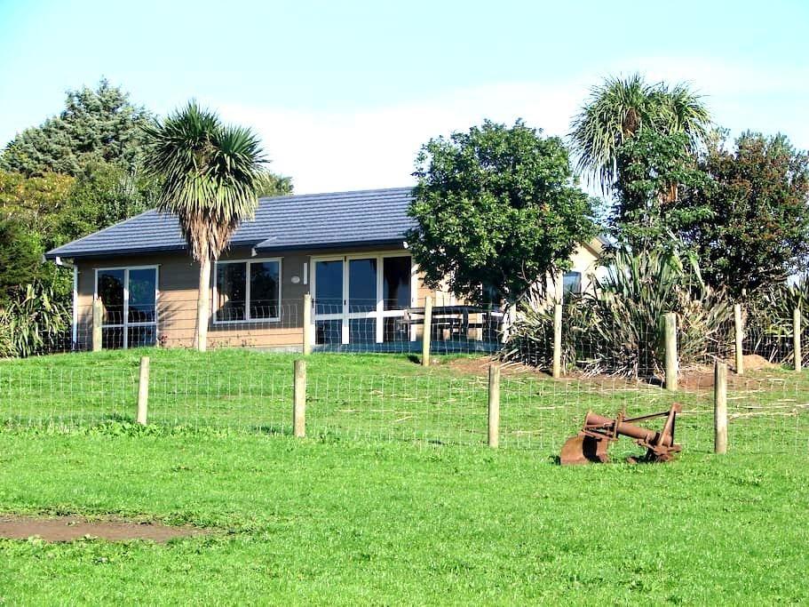 Kereru Farmstay - Pukekawa - House