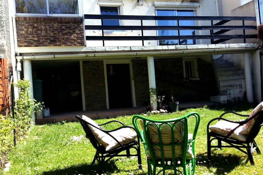 Chambre dans maison avec jardin - Rosny-sous-Bois - Casa
