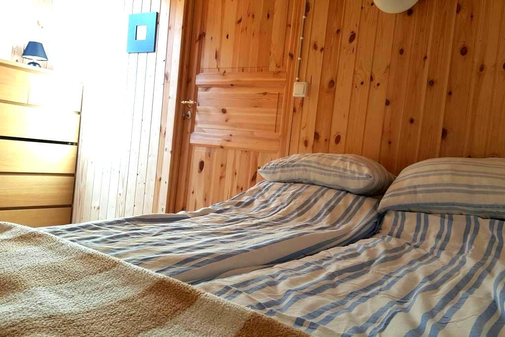 Small, basic, cosy double room - Selfoss - Apartament