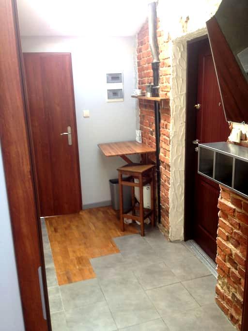 """Apartament """"Poddasze"""" - Koszalin"""