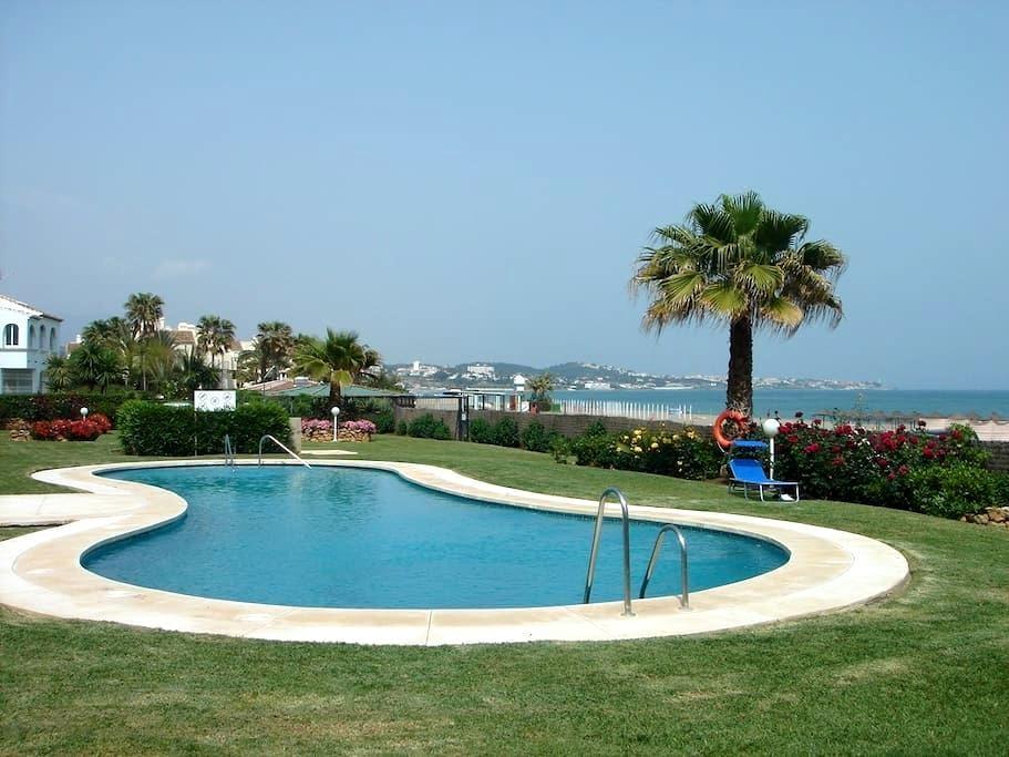 Santa Maria -  beachfront, Sleeps 6 - La Cala de Mijas - Wohnung