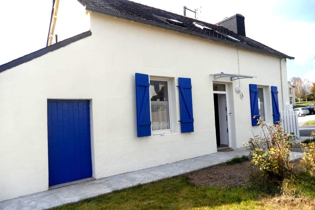 Maison rénovée - Pleyben - Hus