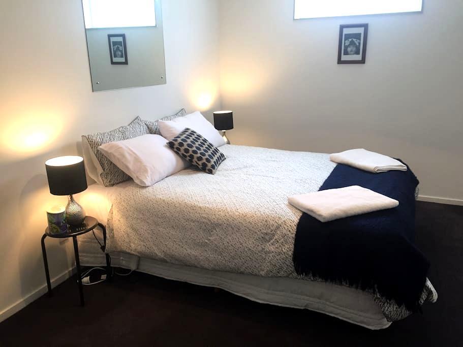 City Apartment -Perfect Location #2 - Wellington - Daire
