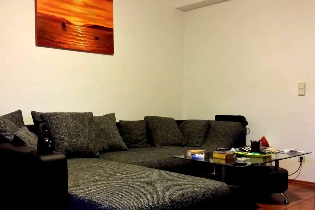 Very central, cosy flat with flair - Bonn - Wohnung