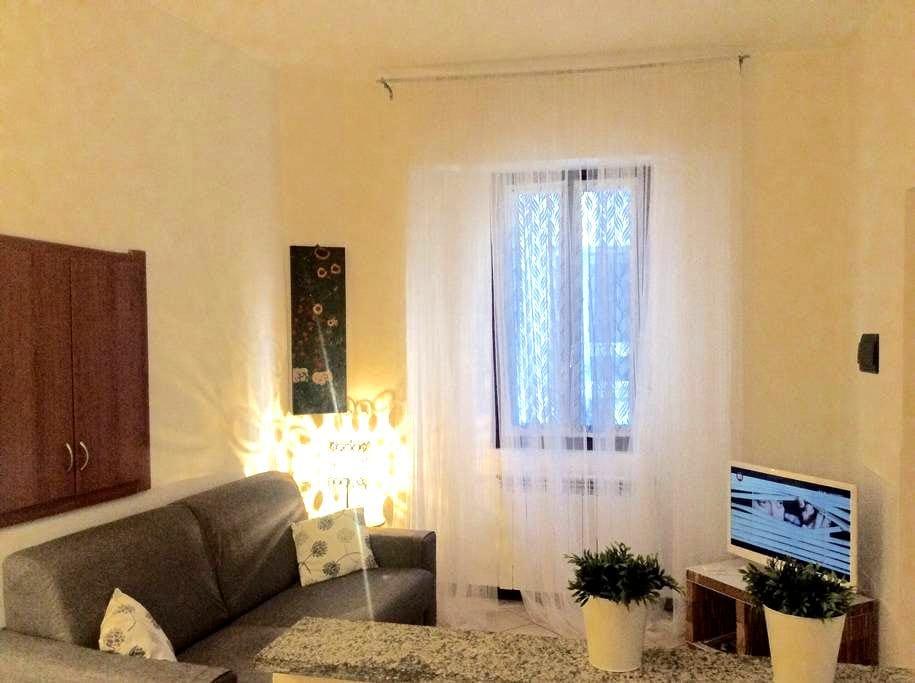 Apartement historical centre - Domodossola - Wohnung
