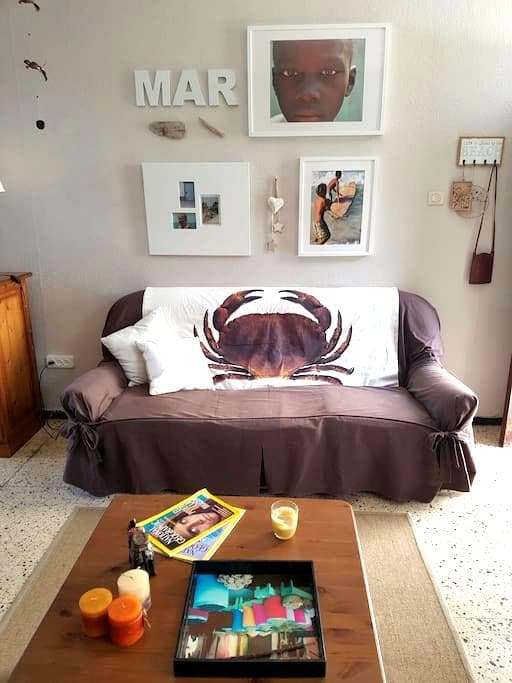 Cosy Room.10min from north airport,5min to the sea - Tegueste - Hus