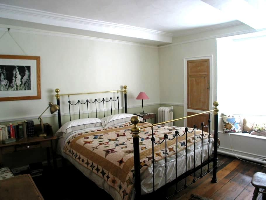 Artist's house on the edge of Dartmoor - Bovey Tracey - Hus