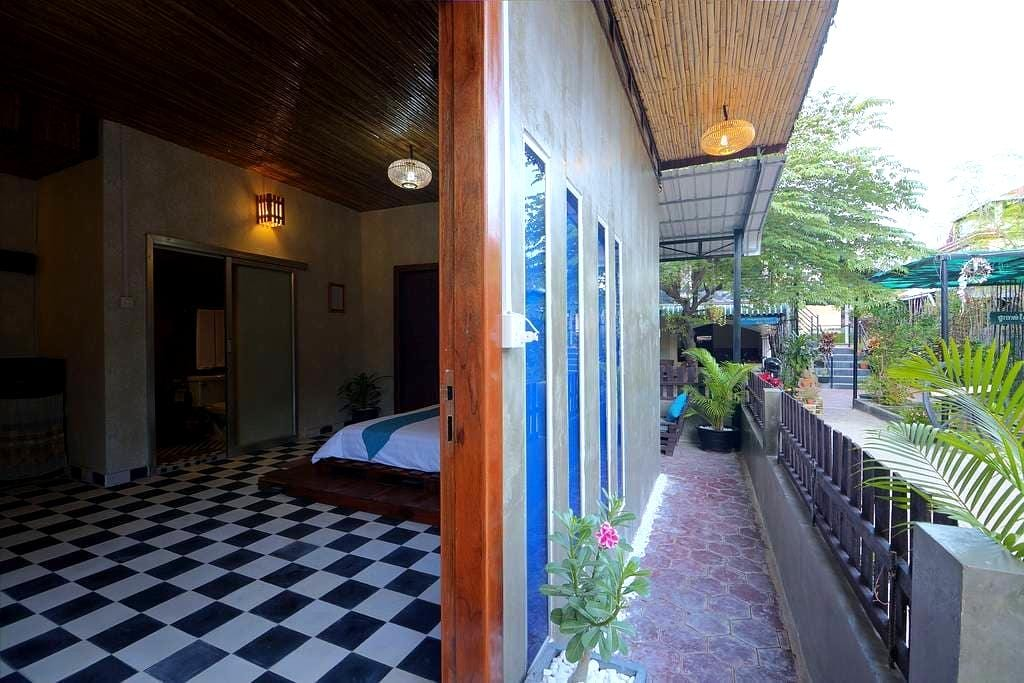 Honey House 1Bed & Breakfast - Krong Siem Reap - House