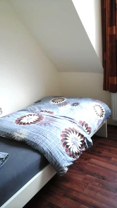Private room in center Haarlem also near Amsterdam - Haarlem - Haus