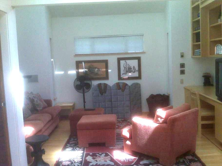 Large one-room house - Menlo Park - House