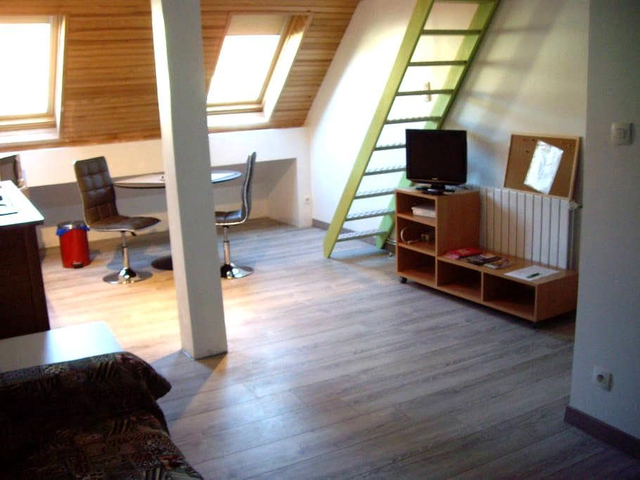 appartement recent chez particuler - Dunkirk - Apartamento