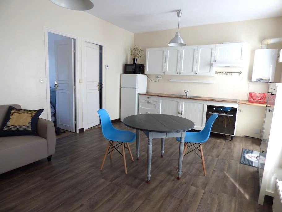 Appartement et terrasse 5 min de Chantilly wifi - Gouvieux - Flat