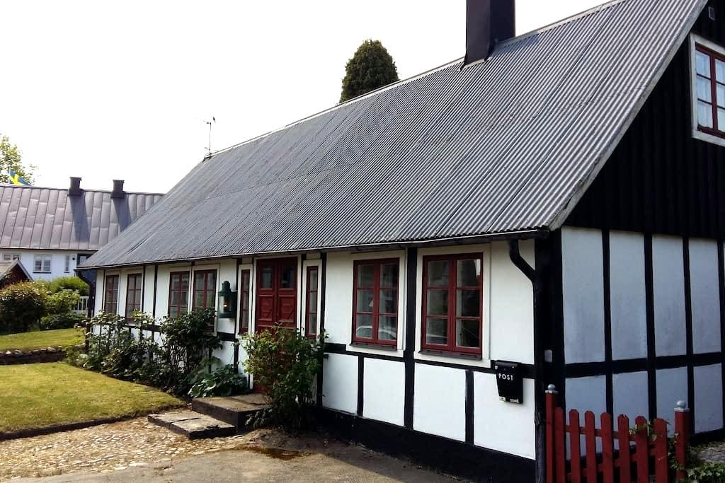 Lovely fisherman's cottage - Simrishamn N - Casa