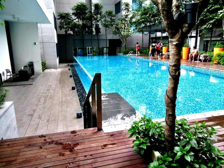 Resort Hostel near Twin Towers - Kuala Lumpur - Alberg