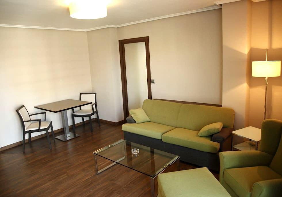 Apartamento centrico en  Zaragoza - Saragossa - Lejlighed