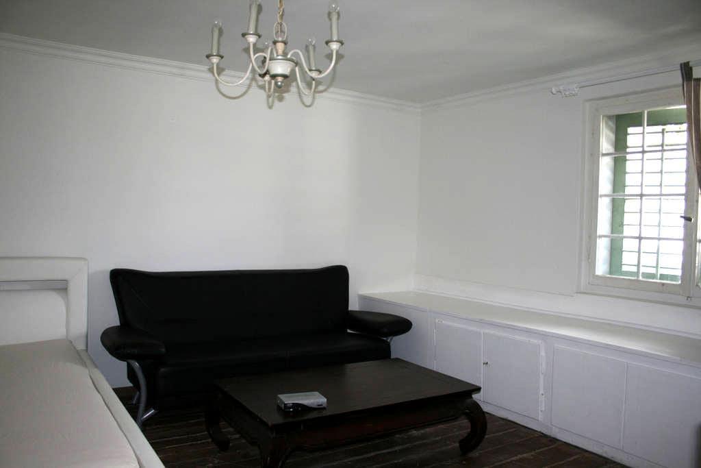 Single Room sep. entry near lake - Kilchberg - Haus