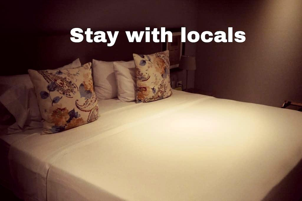 Stay with us, stay with locals - Cartagena de Indias - Huis