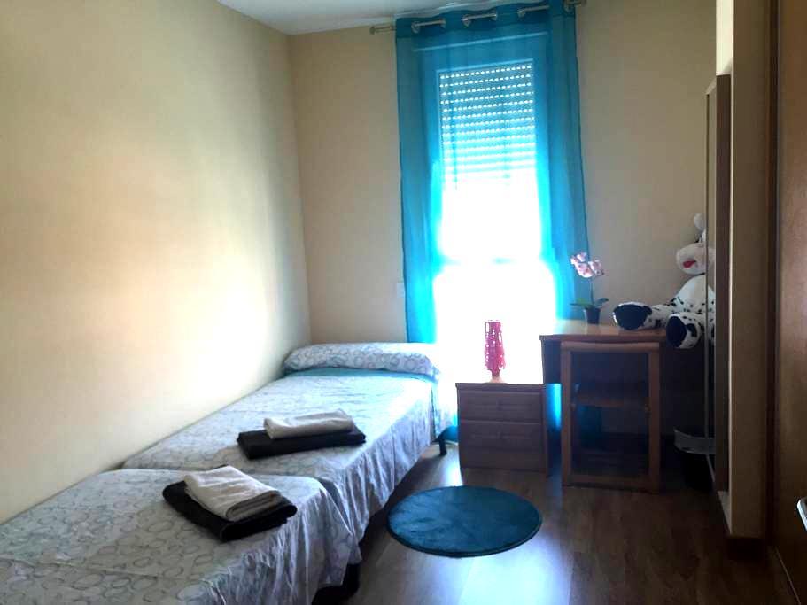 Hab. doble + wc privado + desayuno - Segovia - Osakehuoneisto