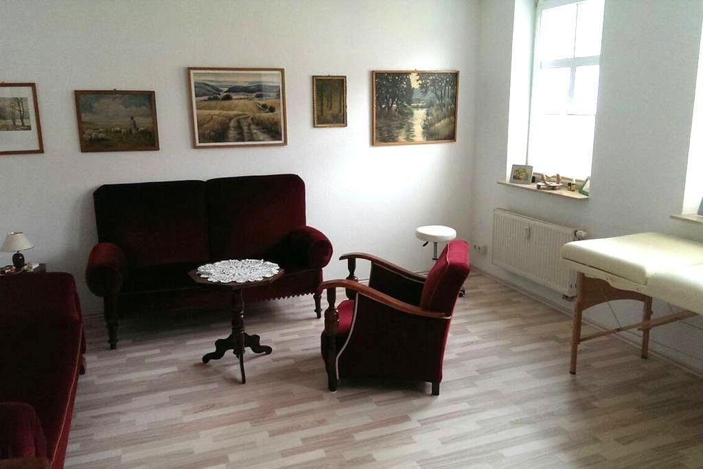 Ein-Zimmer Appartement im Zentrum - Meiningen - Wohnung