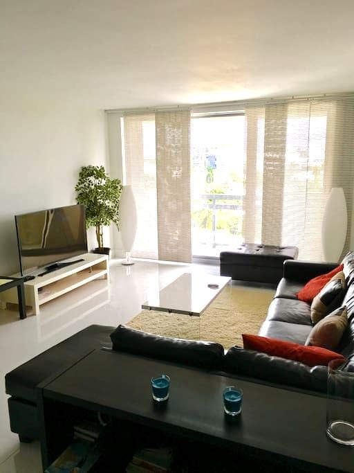 Beautiful apartment in the heart of Miami Beach - Miami Beach - Apartamento