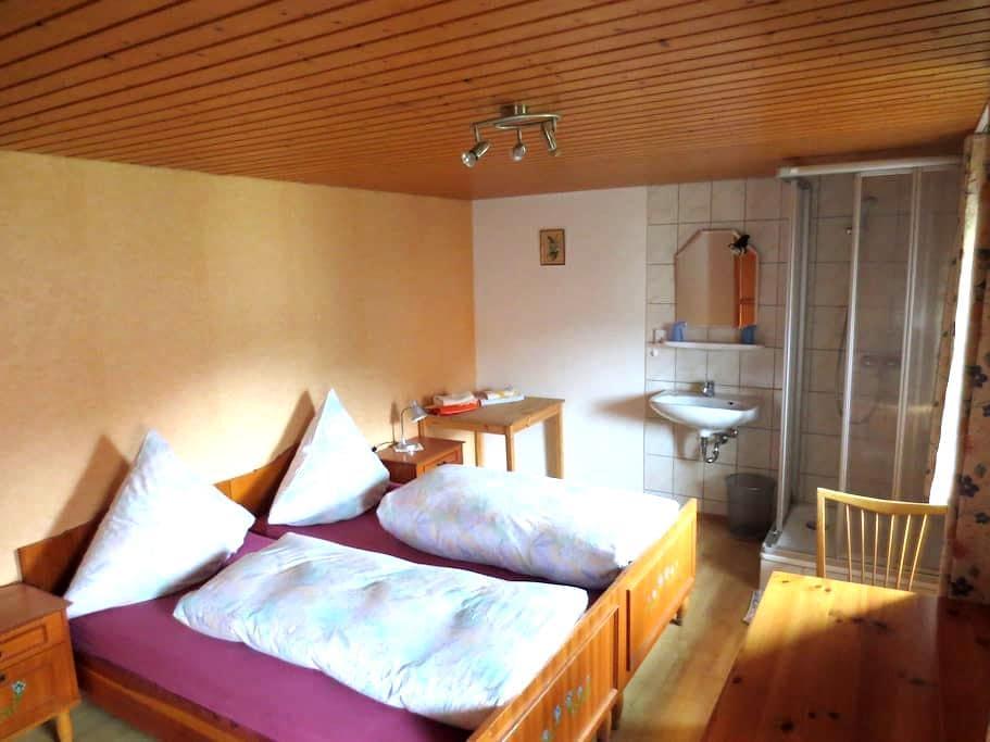 BnB im Schwarzwald - Winden im Elztal - Bed & Breakfast
