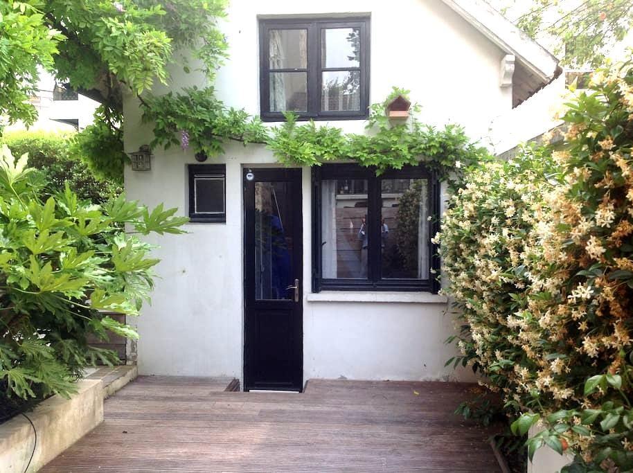 Charmante maisonnette 30m2 - Boulogne-Billancourt - Casa