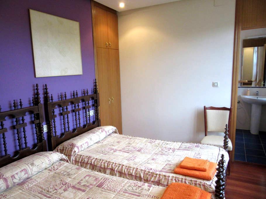 Xunqueira Vila Sana habitación 1 - Xunqueira de Ambía
