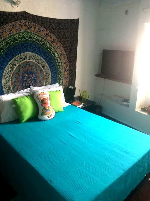 Cozy room inside the Walled City - Cartagena - Leilighet