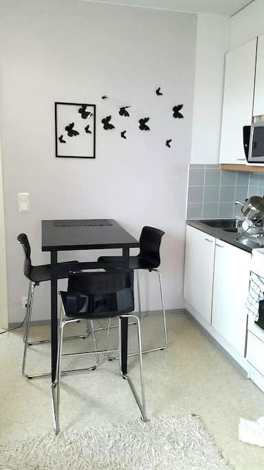 Neat apartment in Hervanta - Tampere - Apartamento