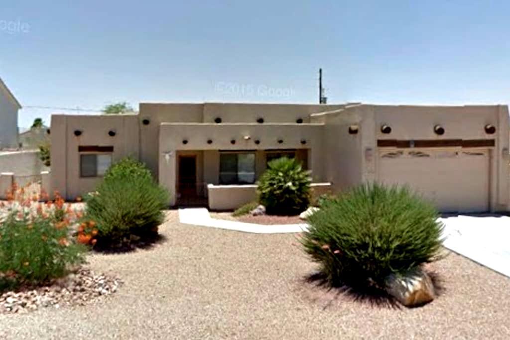 Cozy Adobe style Arizona Pueblo! - Lake Havasu City - Casa