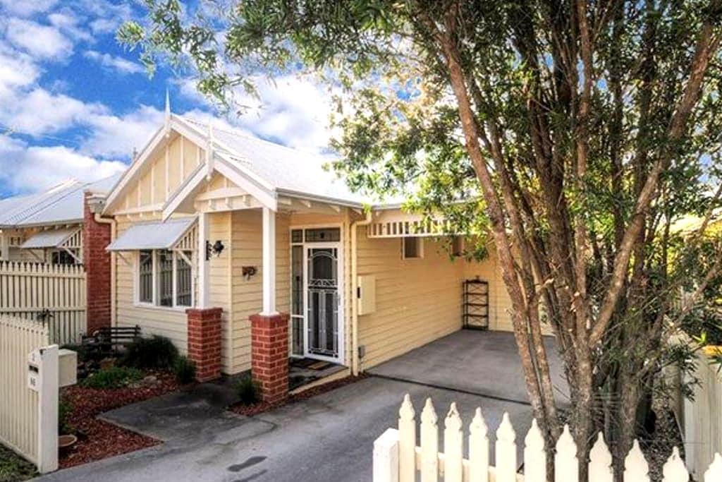 Modern 2 bedroom House - Healesville - Rivitalo