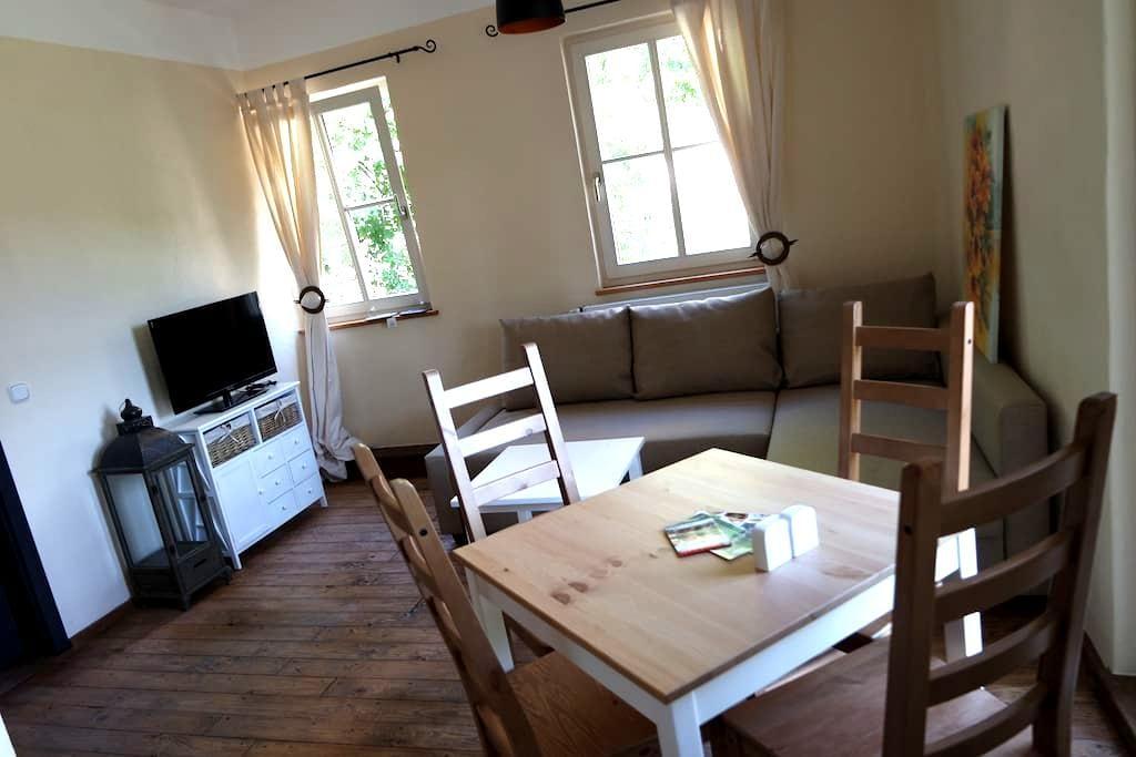 2-Zimmer-Apartment am See - Thurnau - Apartmen